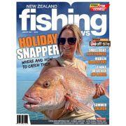 NZ Fishing News magazine subscription